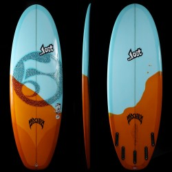 THE BEST OF THE LUCKY BASTARDS Vol. 1 – Lost Surfboards by Matt